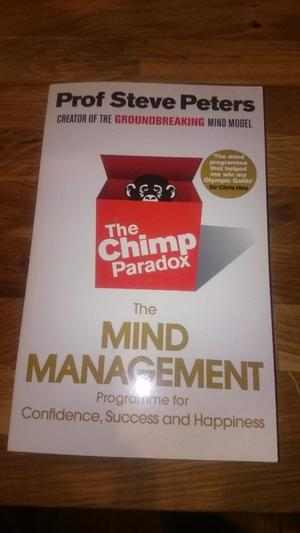 BRAND NEW Mind Management book by Steve Peters