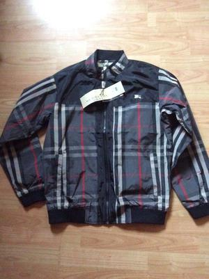 Burberry Brit Harrington jacket mens size L. Brand new