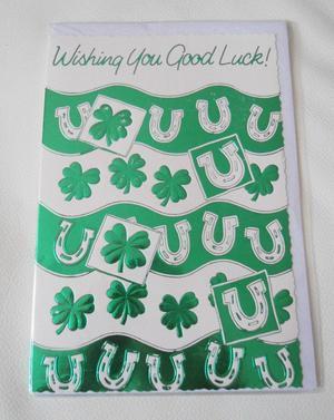 Good Luck Cards – Medium]
