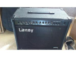 Laney HCM60R guitar amplifier, Reverb, 60watt, 12 inch