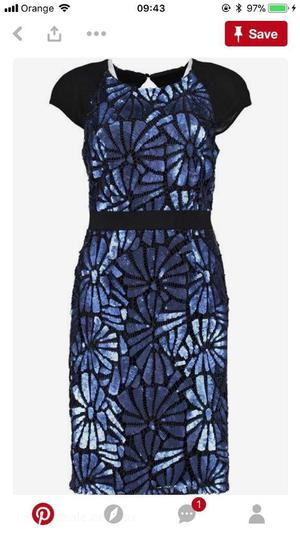 Lipsy Sequin Dress