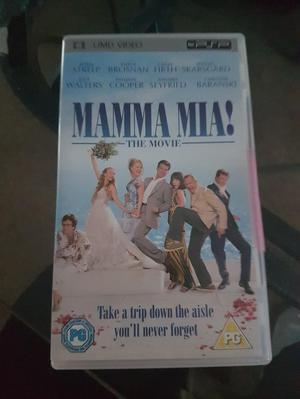 Mamma Mia! The Movie Sony PSP Brand New and Sealed
