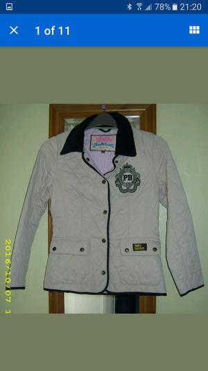 Paul's boutique jacket size large