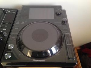Pioneer XDJ deck CDJ DJ with decksaver