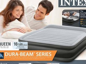 Queen air bed (Brand new in box)
