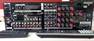 Sony DAES av amp