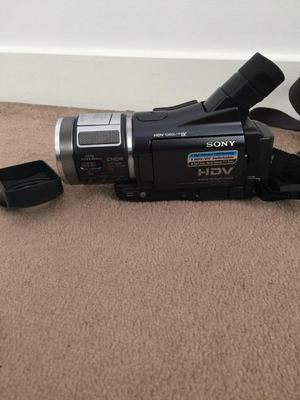 Sony HD1 Camcorder