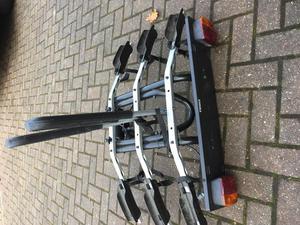 Thule bike rack.
