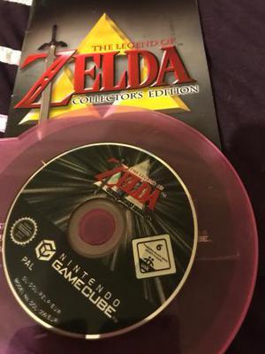 for sale legend of Zelda game disc