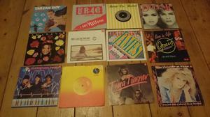 59 x various 7inch singles
