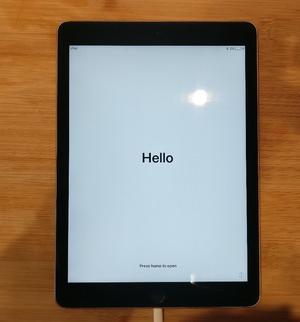 Apple iPad Pro 32GB, Wi-Fi, 9.7in - Space Grey (Inc. Apple