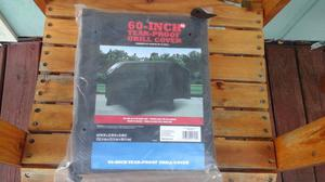 BACKYARD GRILL Tear proof grill cover 60 INCH PVC FREE
