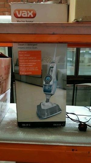 Boxed Vax Steam Fresh Combi Multifunction Steam Mop