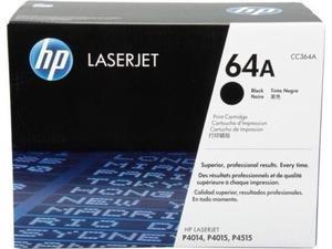 Brand New Genuine HP laserjet 64A CC364A Toner black for HP Printers