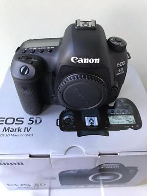 Canon 5d Mark IV camera body *NEW*