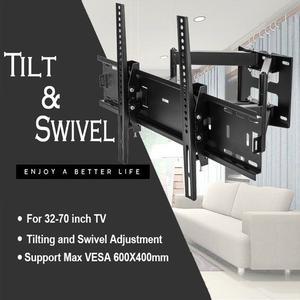 Cantilever Arm TV Wall Bracket Mount Tilt Swivel For LG