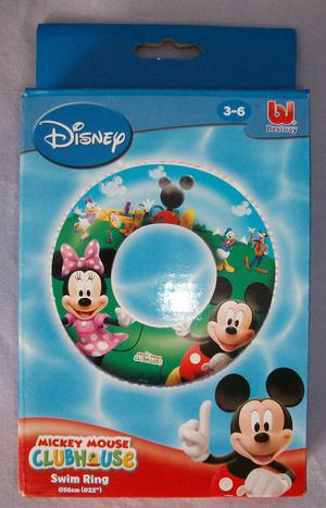 Disney Mickey Mouse Clubhouse Swimming Ring. Age 3 - 6