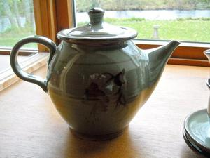 Glenshee Pottery Tea Set