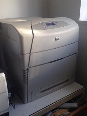 HP Color LaserJet  - Printer - colour - laser - A3