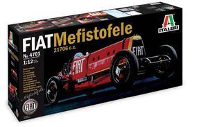 Italeri 1:12 FIAT Mefistofele c.c.  Plastic Kit