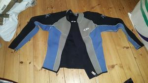 Jobe Powerflex Full body and Jacket. Wet Suit Diving Suit Snorkeling Surf xxl