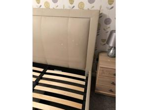 King size tv bed in Swansea