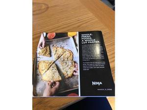 Ninja Compact Food Processor with Auto-IQ & Nutri Ninja