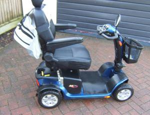 Pride Colt XL8 Sport Mobility Scooter