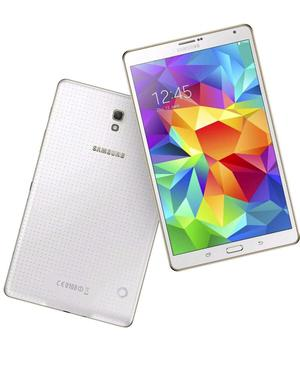 "Samsung Galaxy Tab S SM-TGB in White - 8.4"" Android"