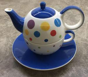 Whittard tea and bowl set