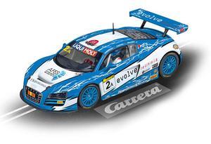 "Carrera  - Digital 124 Audi R8 LMS "" Fitzgerald Racing,"