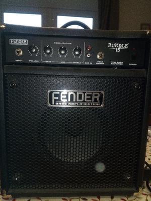 """Fender Bass Amplifier - """"Rumble 15"""""""