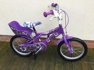 Girls sweet bike.
