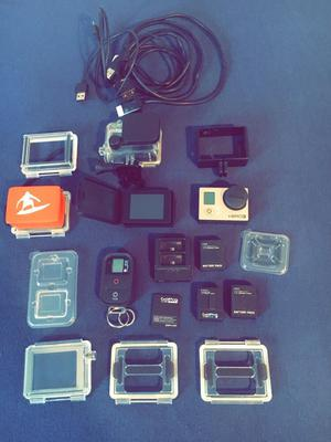GoPro Hero 3 Black Edition Camera Go Pro