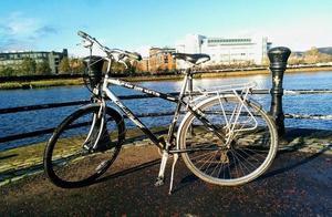 Goldrush Meteor City Hybird Bicycle Bike