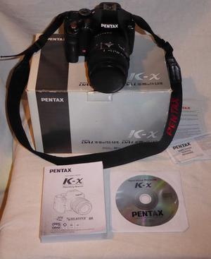 Pentax KX Photography Student Kit.