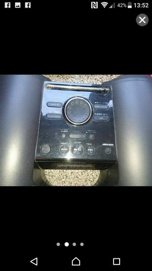 SONY PERSONAL AUDIO SYSTEM ZS-BYT52