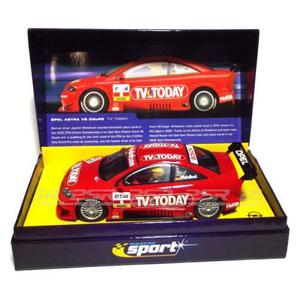 "Scalextric CA Opel V8 Coupe ""TV Today"" no.8"