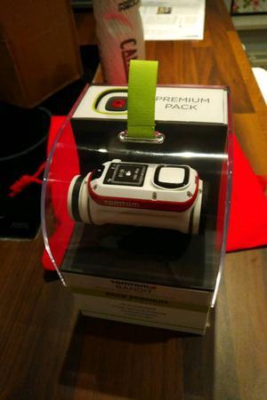 TomTom Bandit 4K premium pack - GPS action camera