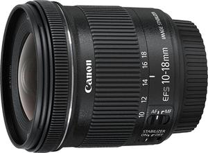 ULTRA-WIDE ANGLE Canon EF-S mm IS STM Lens