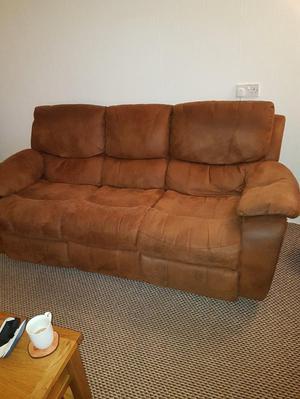 3 Seater sofa 2 Seater sofa