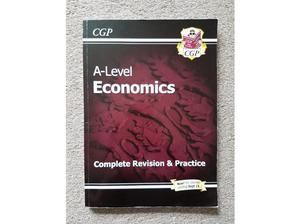AS/A2-Level Economics: Year 1 & 2 Complete Revision &