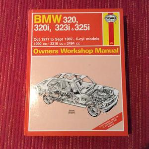 BMW Car Manual