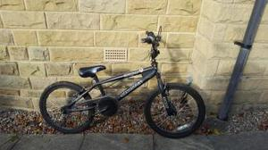 BMX Fox Reaper Bike - black