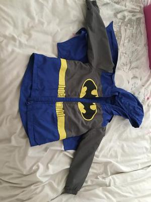 Batman rain coat