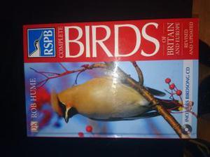Bird book.