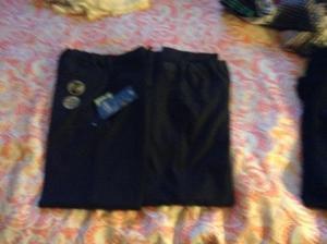 Boys Dark Grey New School Trousers Aged 10 Year