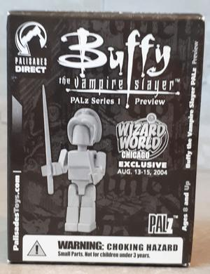 Buffy the Vampire Slayer S1 Preview Wizard World Chicago
