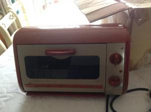 Camping/worktop electric oven and grill