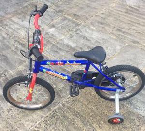 Childrens Raleigh bike (size 14)